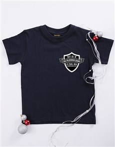 gifts: Personalised Jou Ding Kids T Shirt!