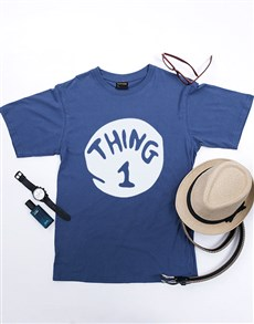 gifts: Personalised Thing 1 Shirt!