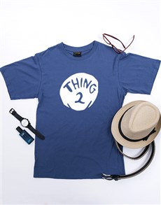 gifts: Personalised Thing 2 Shirt!