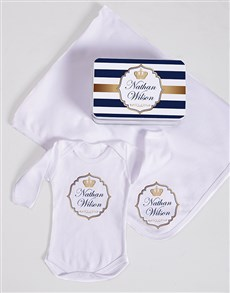 gifts: Personalised Prince Spoils Gift!
