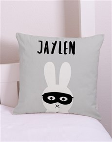 gifts: Personalised Superhero Scatter Cushion!