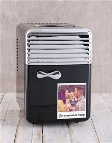 gifts: Personalised Polaroid Desk Fridge!