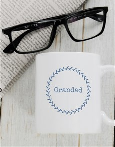 gifts: Personalised Grandad Mug!
