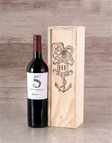 gifts: Sip Or Swim Wine Crate!