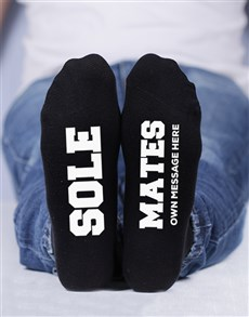 gifts: Personalised Sole Mates Socks!