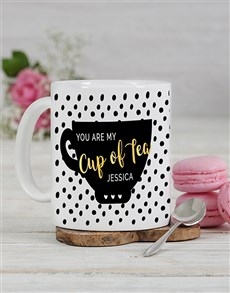 gifts: Personalised My Cup of Tea Mug!