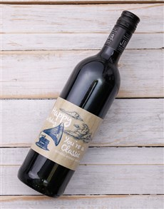 gifts: Personalised Classic Birthday Wine!