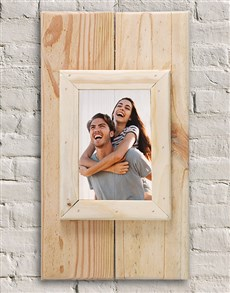 gifts: Personalised Treasure Frame!