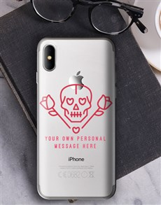 gifts: Personalised Los Muertos iPhone Cover!