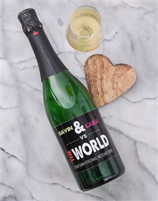gifts: Personalised VS The World Wine!