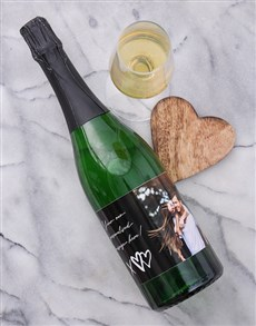 gifts: Personalised XO Photo Wine!