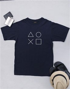 gifts: Personalised Gamer Stick T Shirt!