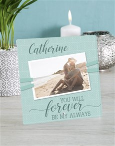 gifts: Personalised My Always Glass Tile!