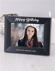 gifts: Personalised Birthday Photo Frame!
