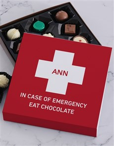 flowers: Personalised Emergency Chocolate Tray!