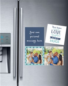 gifts: Personalised This Home Magnets!