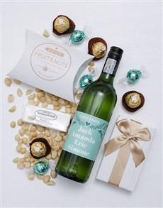 gifts: Personalised Love Gourmet Hamper!