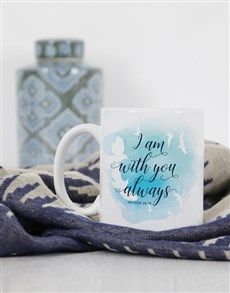gifts: Personalised With You Always Mug!