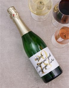 gifts: Personalised Year Of Wine!