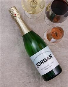gifts: Personalised Pastel Wine!