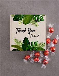 gifts: Personalised Wooden Thank You Box!