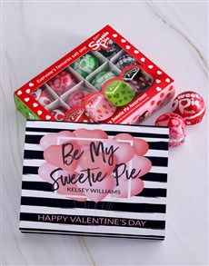gifts: Personalised Sweetie Pie Tray!