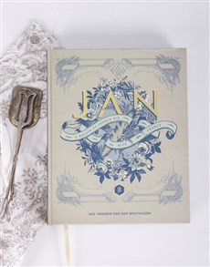 gifts: Personalised Jan Breath of French Air Cookbook!