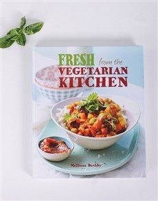 gifts: Personalised Vegetarian Kitchen Cookbook!