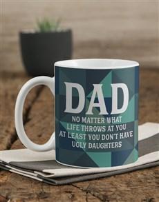 gifts: Personalised Geo Dad Mug!