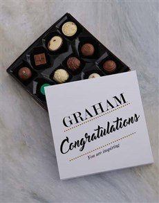 gifts: Personalised Proud Congrats Tray!