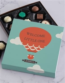 gifts: Personalised Welcome Little One Tray!