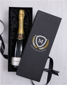 gifts: Personalised Bubbly Giftbox!