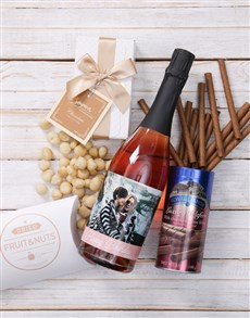 gifts: Personalised Birthday Photo Gourmet Giftbox!