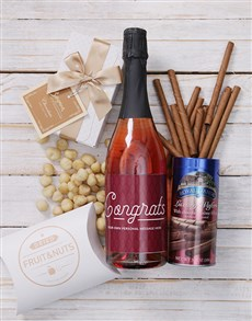 gifts: Personalised Congrats Gourmet Giftbox!