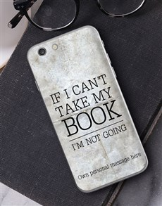 gifts: Personalised Bookish iPhone Cover!