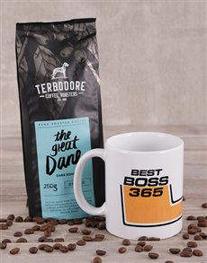 gifts: Best Boss Mug!