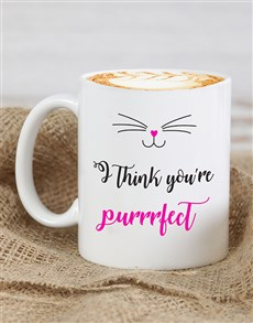 gifts: Personalised Purrfect Mug!