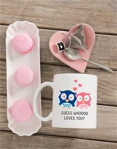 gifts: Personalised Guess Whoo Mug!