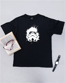 gifts: Personalised Star Wars T Shirt!