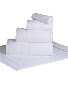 gifts: Terry Lustre White Towel Gift Set!