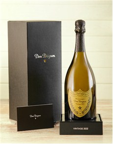gifts: Dom Perignon in a Wooden Gift Box!