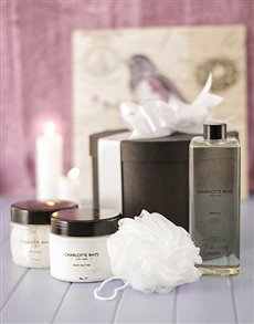 gifts: Charlotte Rhys Under The Leaves Pamper Pack!