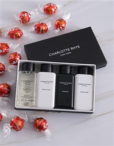 gifts: Charlotte Rhys Under The Leaves Travel Hamper!