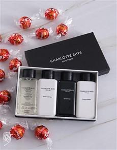 gifts: Charlotte Rhys St Thomas Travel Hamper!