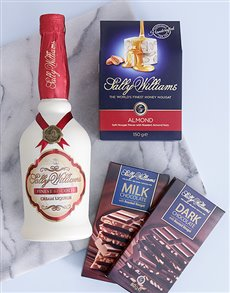 gifts: Sally Williams Nougat and Biscotti Liqueur Gift!