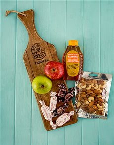 gifts: Trudeau Board with Kosher Treats!