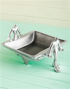 gifts: Carrol Boyes Mandarin Dish   Men at Work!