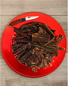gifts: Biltong Knife Hamper!