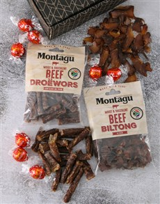 gifts: Biltong and Chocs Treat Box!