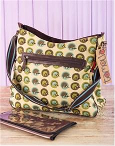 gifts: Porcupine Tamelia Nappy Bag!
